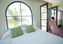 How to Arrange a Bedroom With Windows on 3 Walls