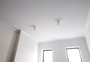 How to Fix Paint Lines in a Newly Painted Ceiling