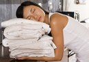 How to Starch Bed Linen