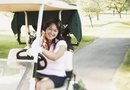 How to Use a Golf Cart for Yard Work