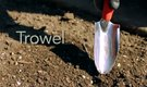 How to Use a Trowel