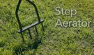 How to Use a Step Aerator
