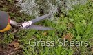 How to Use Grass Shears