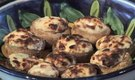 Cream Cheese & Bacon-Stuffed Mushrooms