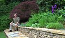 Paving Stone & River Rock Landscape Pattern Ideas