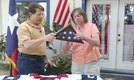 How to Fold the American Flag for a Triangle Display Case