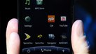 [HTC EVO] | How to Move an App to the Side in the HTC EVO