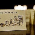 How to Write Place Cards