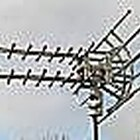 An old-fashioned antenna is still a practical way to receive television signals today.