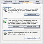 Device Manager enables you to remove mouse drivers.