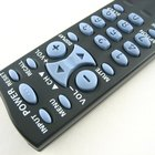 Manufacturer codes for universal remote controls are by no means universal; they vary considerably.