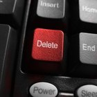 Don't let frustration drive you to rashly deleting programs.