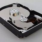 Reformat your removable disk drive to clear its contents.