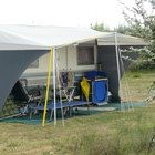 Instructions for a Trailer Tent Awning