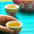 What Types of Tea Do the Chinese Drink?