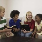 Religious Retreat Activities for Middle School Students