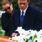 How to Say Thank You for Funeral Flowers or Cards