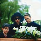The Etiquette on Grandchildren Paying Respects at a Funeral
