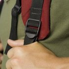 How to Tighten a Nylon Backpack Grip so the Strap Through the Buckle Won't Slip