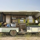 How to Live in a Small Travel Trailer