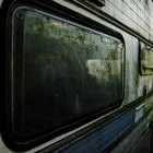 Travel Trailer Window Treatments