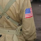How to Put Patches on Army Uniforms