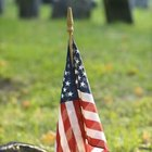 Tips on Placing a Flag on a Veteran's Grave