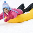 How to Dress for Snow Tubing