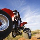 County Laws in Arkansas for Riding an ATV on County Roads