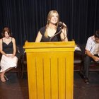 Giving an Introduction Speech for a Guest Speaker