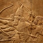 Assyrian Empire Military Tactics