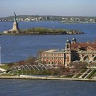 What Were the Top Three Countries of Origin for Ellis Island Immigrants?