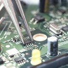 If a laptop is running slow, it might have a dusty motherboard.