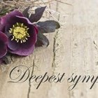 How to Word a Sympathy Card for a Death in the Family