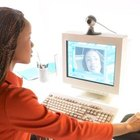 Skype allows users to make voice and video calls over the Internet.
