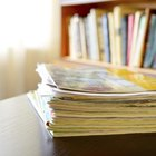 How to Donate Old Magazines
