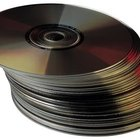 Both single- and dual-layer DVDs offer durable high-capacity storage.