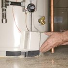 How to Repair the Hot Water Tank in an RV