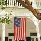 How to Hang an American Flag Banner