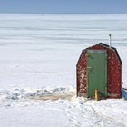 Ideas for Building Your Own Ice Shack