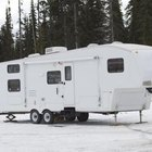 What Travel Trailers Can You Use in the Winter