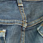How to Wash Dark Denim