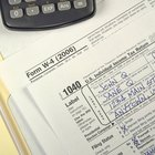 How to Withhold Flat Tax on a Form W-4