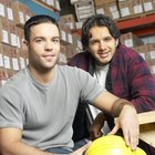 Types of Work in Warehousing