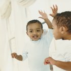 Sense of Self Activities for Infant & Toddlers