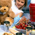 How to Have a Teddy Bear Themed Child's Tea Party