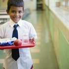 What Is the Nutritional Value of an Average School Lunch?