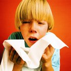 Allergy Behaviors in Children