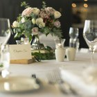 How to Set Up a Wedding Reception