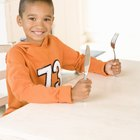Fork and Knife Rules for Children